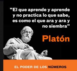 EL PODER DE LOS NÚMEROS - PLATÓN