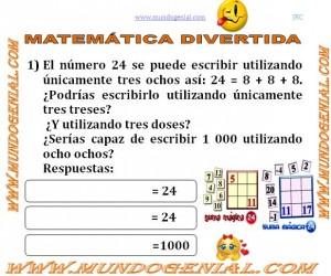 matemática divertiada 3