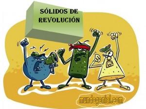 sólidos de la revolución