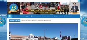 UGEL EL COLLAO - ILAVE