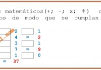 Colocar símbolos matemáticos ...