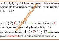 María Elena tiene 5 datos ..........