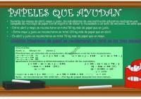 PAPELES DE AYUDAN