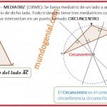 circuncentro - mediatriz (CIRME)
