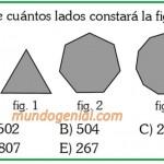de cuántos lados constasrá la figura 67