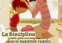 el amor a la disciplina