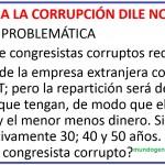 a la corrupción dile no 2019