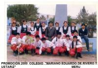 PROMOCIÓN 2000 - MERU - JRC