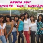 PROMOCIÓN 2011 - ERNESTO CHE GUEVARA 1