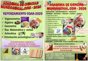 ACADEMIA DE CIENCIAS MUNDOGENIAL