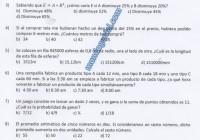 BECA 18 - SIMULACRO 2019 - PERÚ