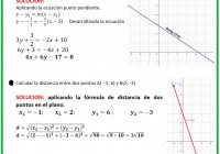 calcular la distancia entre dos puntos........