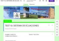 SISTEMA DE ECUACIONES 10