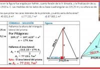 la pirámide que se muestra en la figura...