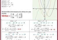 observa la gráfica - cual de las .....