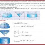 Se tiene los siguiente sólidos geométricos......